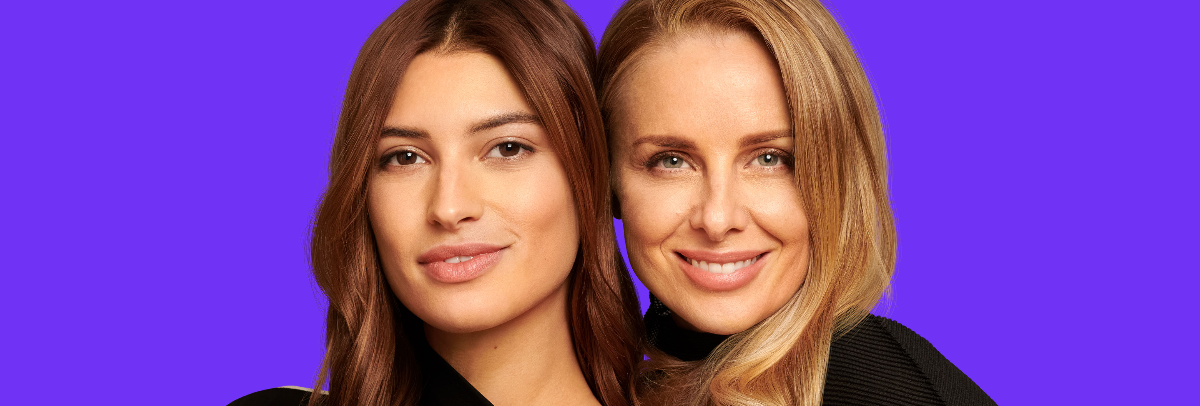 Juvederm | Brunette female model